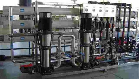 Dây chuyền sản xuất nước tinh khiết,công suất 500l/h