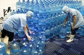 Dây chuyền sản xuất nước tinh khiết,công suất 6000l/h