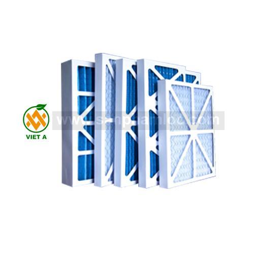 Bank temperature resistance pre-filter