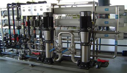 Hệ thống xử lý nước RO cho Bệnh viện, Công ty